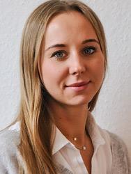 Agata Antoniuk, Diplom Psychologin