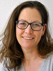 Bianca Köster- Praxismanagerin